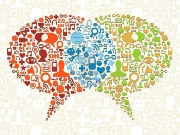 σύνδεση επικοινωνία κοινωνία άνθρωποι