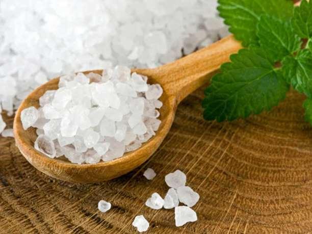 Θαλασσινό αλάτι