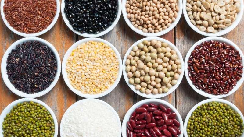 Κατάλογος τροφίμων με την περιεκτικότητά τους σε φυτικές ίνες