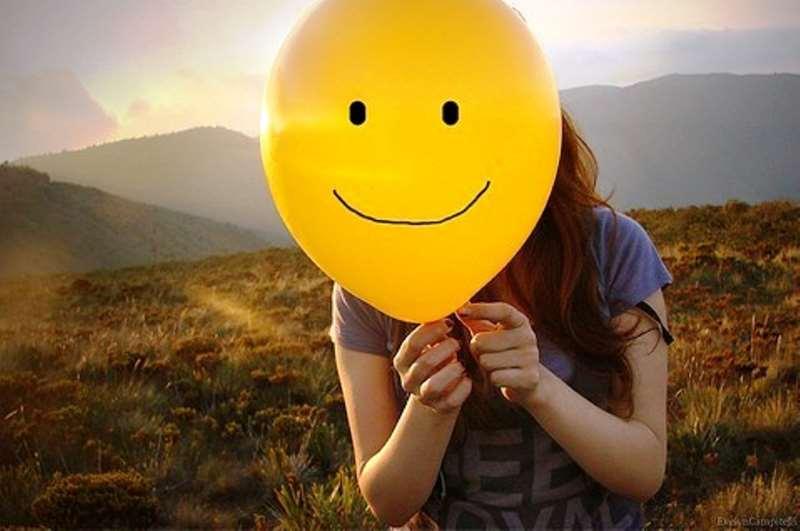 Απλά χαμογέλασε!