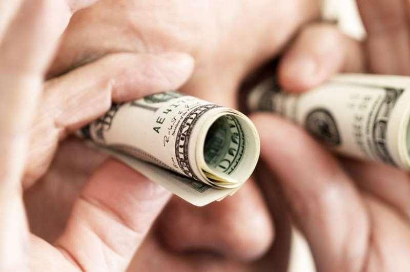 Η δύναμη του χρήματος!