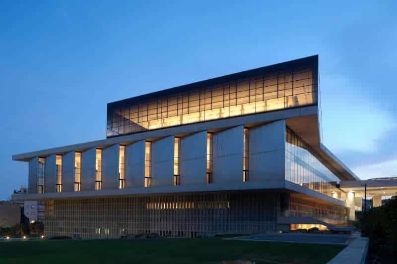Το Μουσείο της Ακρόπολης 9ο σε λίστα με τα 25 καλύτερα μουσεία του κόσμου