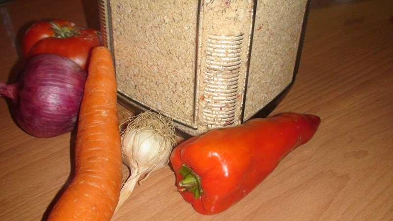 Πώς να φτιάξετε μόνοι σας τραχανά λαχανικών (Βίντεο)