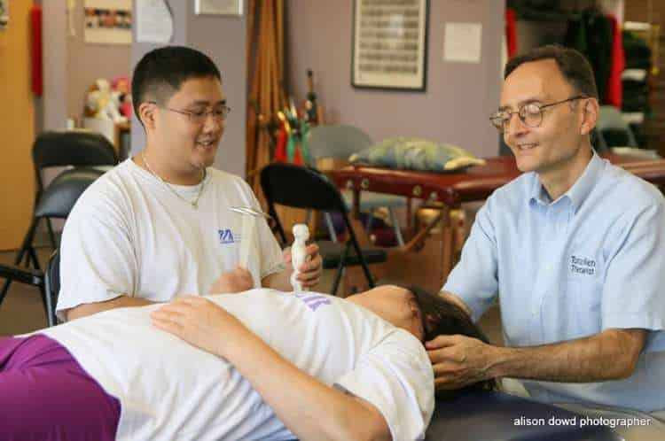 Joseph Lucier Tam Healing System Session