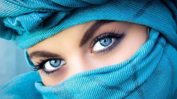 Τα μάτια είναι ο καθρέφτης της ψυχής μας