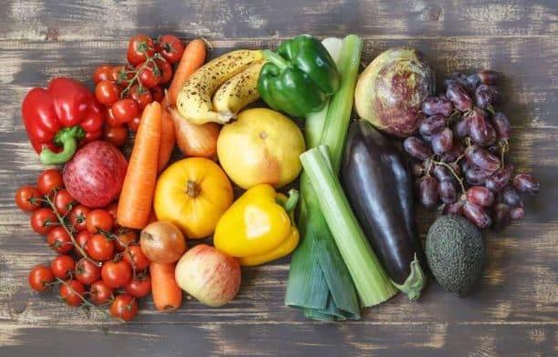 Φρούτα και λαχανικά του Ιανουαρίου