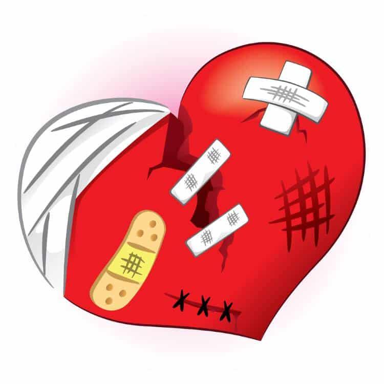 Η πιο όμορφη καρδιά είναι αυτή που τολμάει και μοιράζεται