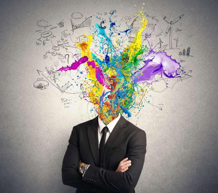 Οι άνθρωποι με δημιουργική προσωπικότητα βλέπουν τον κόσμο διαφορετικά