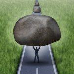 Κάθε εμπόδιο είναι μια πέτρα που μας βοηθά να χτίσουμε τη ζωή μας