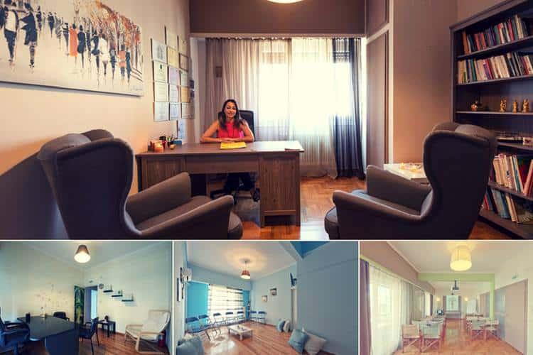 ΚΕΘΕΣΥ (Κέντρο Θεραπευτικής Συμβουλευτικής) - Συνέντευξη με τη ψυχολόγο και ιδιοκτήτρια του κέντρου Ανδριάνα Γεροντή