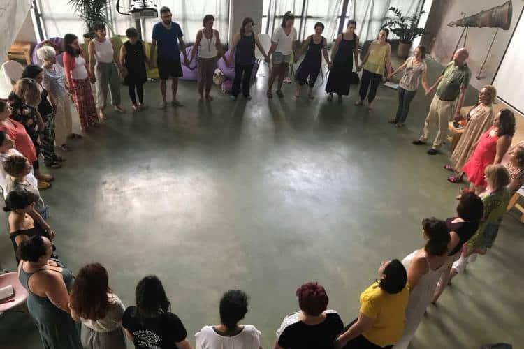 «Δημιουργώντας την εργασία που αγαπάς»: Εντυπώσεις από το workshop με τον Rick Jarrow στον Πολυχώρο Χείρωνα