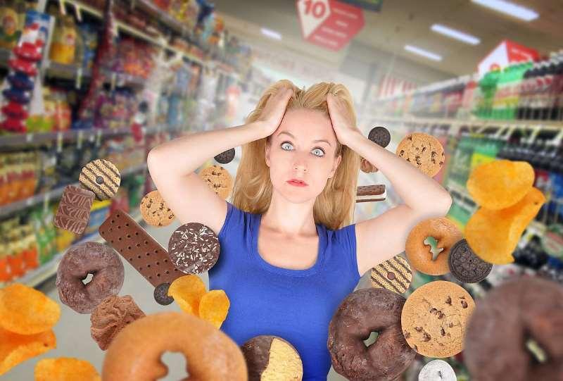 διαιτα γλυκα αγχος στρες