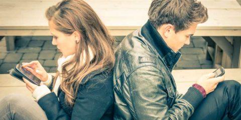 Φωτογραφία για τον άρθρο της Ηλέκτρας Αστέρη με θέμα τα ανθρώπους και τα έξυπνα κινητά