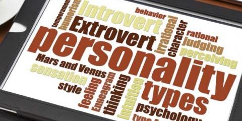 τεστ προσωπικότητας
