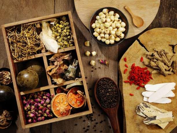 Βότανα και Ιατρική