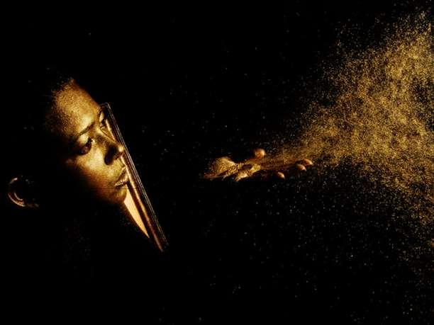 Η σκόνη και η χρυσόσκονη