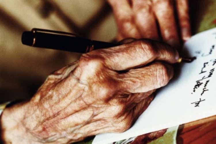 Το αποχαιρετιστήριο γράμμα μιας γιαγιάς στην εγγονή της