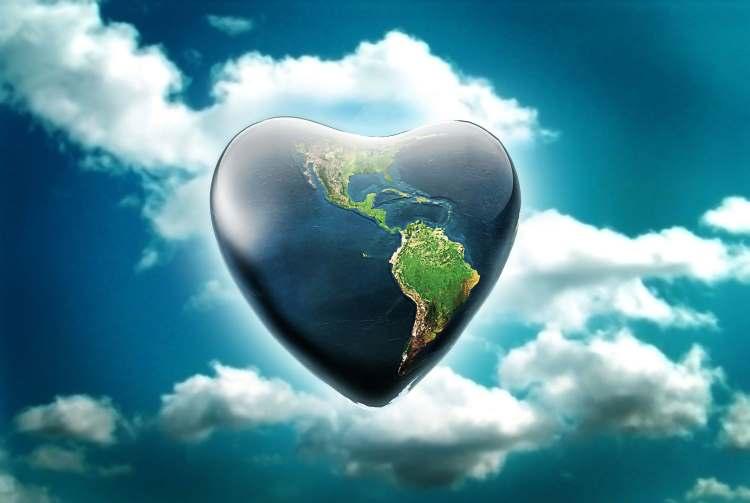 Ο πλανήτης της αγάπης