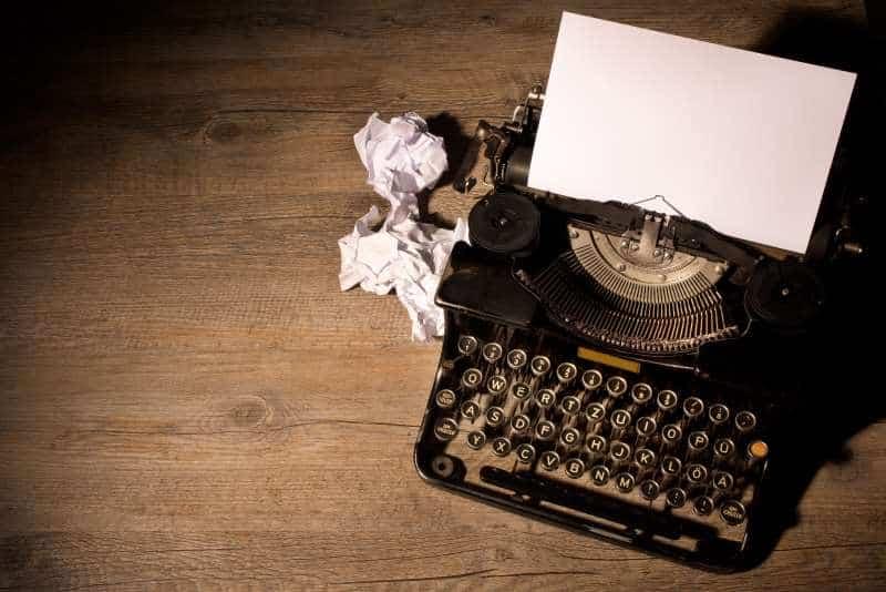 Ο συγγραφέας της ζωής μου είμαι εγώ