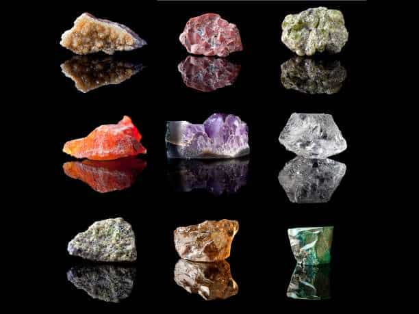 Οι πολύτιμες πέτρες του Θεού