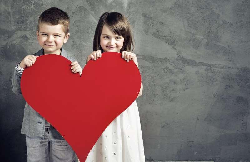 Πώς αντιλαμβάνονται τα παιδιά την αγάπη