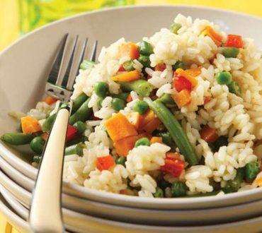Ρύζι για απώλεια βάρους και καύση του λίπους