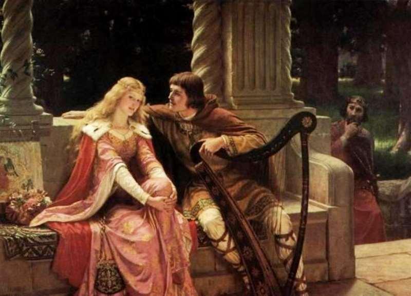Ο έρωτας στο Μεσαίωνα