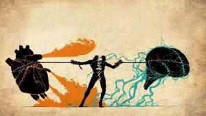 Βρείτε ποια είναι η αναλογία λογικής - συναισθήματος μέσα σας