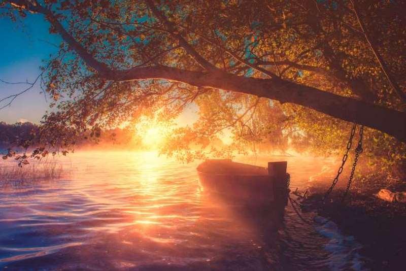 Όταν η βάρκα της ψυχής λύνει τα σκοινιά της...