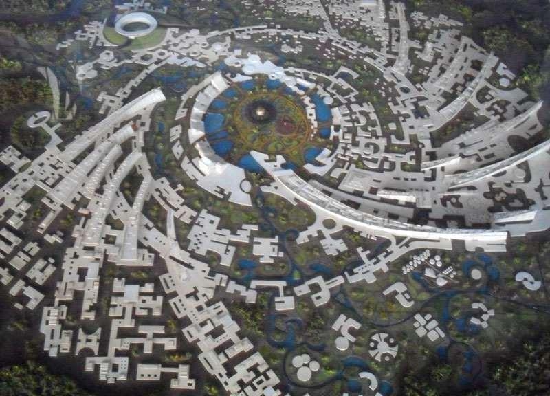 Auroville: Η μοναδική πόλη - πρότυπο χωρίς πολιτική, θρησκεία και χρήματα