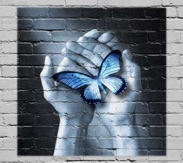 Αυτά που σε πληγώνουν είναι αέρας στα φτερά σου…