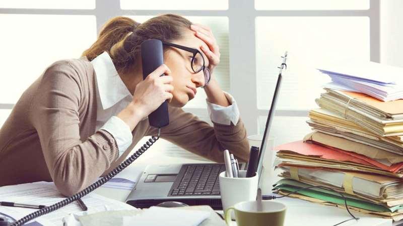 Εργασιακό στρες και συναισθηματική ασυμφωνία