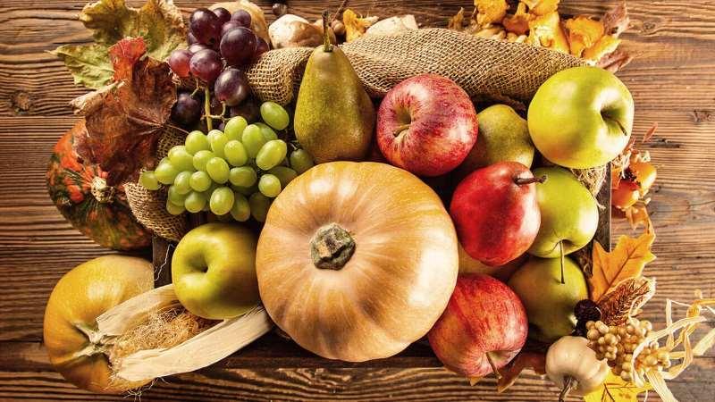 Τα πλούσια οφέλη των τροφών του Φθινοπώρου