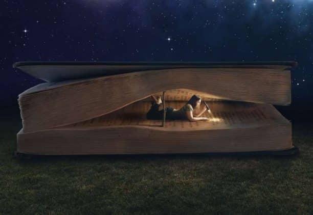 Διαβάζοντας πολύ, γνώρισα το λίγο