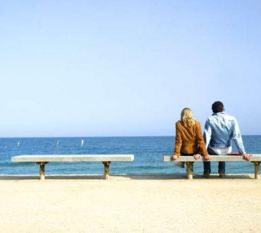 Η θέα της θάλασσας καταπολεμά το άγχος και το στρες