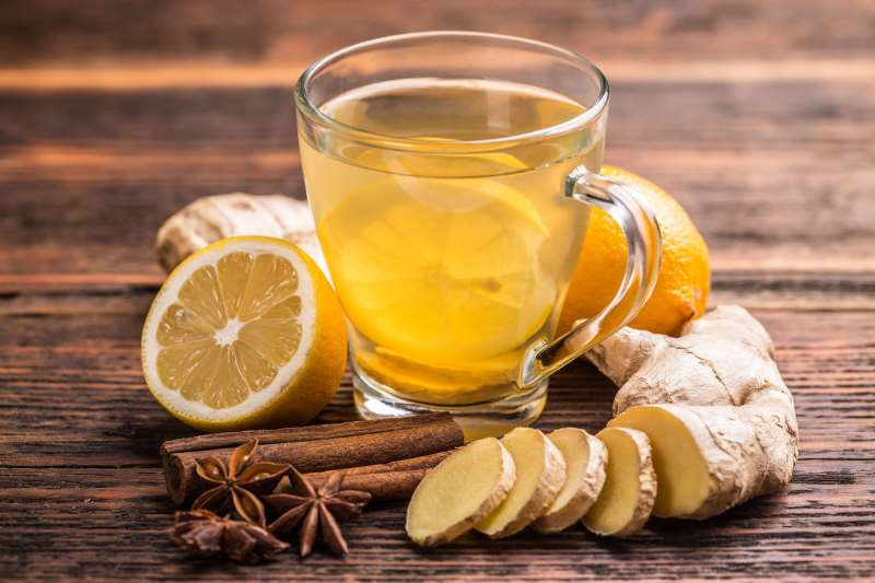 Τσάι με τζίντζερ: Φυσική συνταγή για την καταπολέμηση του κρυολογήματος