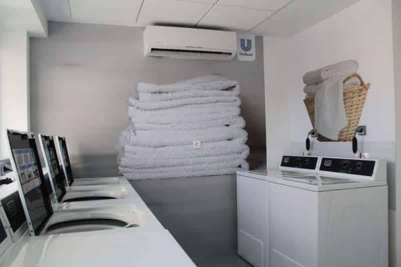 Σε λειτουργία το Κοινωνικό Πλυντήριο του Δήμου Αθηναίων