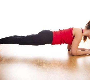 «Σανίδα»: Πρόγραμμα άσκησης 28 ημερών για ενδυνάμωση του σώματος