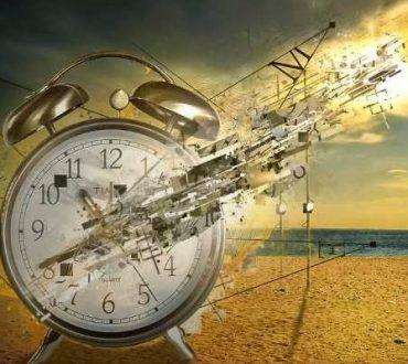 Ο χρόνος μέσα στον χρόνο σου...