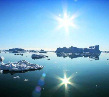 Σε χαμηλότερα επίπεδα από ποτέ η έκταση των θαλάσσιων πάγων