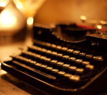 Ελευθερία Ασβεστοπούλου: Γράφω σημαίνει... αφήνω μηνύματα στις επόμενες γενιές