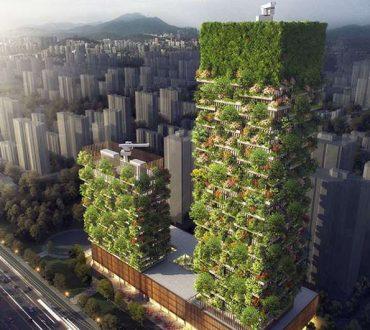 Τα «κατακόρυφα δάση» της Ασίας: Η λύση του μέλλοντος;