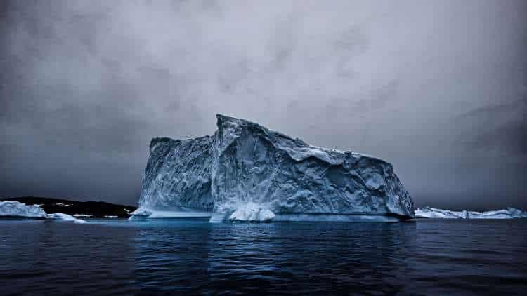 Παγόβουνο στο μέγεθος του Μανχάταν αποκολλήθηκε από την Ανταρκτική!