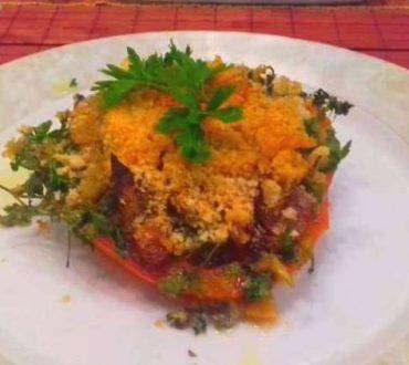 Συνταγή: Ντομάτες αλά προβενσάλ