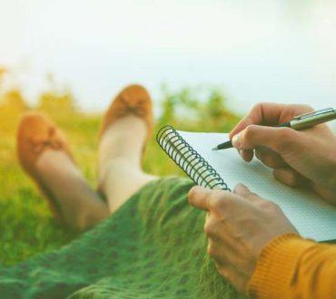 4 λόγοι για να αρχίσετε να γράφετε