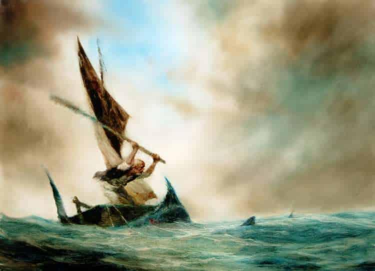 «Ο γέρος και η θάλασσα»: Το αριστούργημα του Χέμινγουεϊ σε animation μικρού μήκους