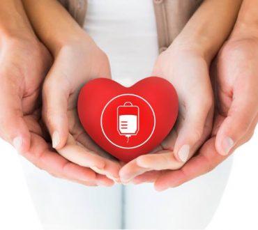 Αιμοδοσία: 15 λόγοι που αξίζει να την εντάξετε στη ζωή σας