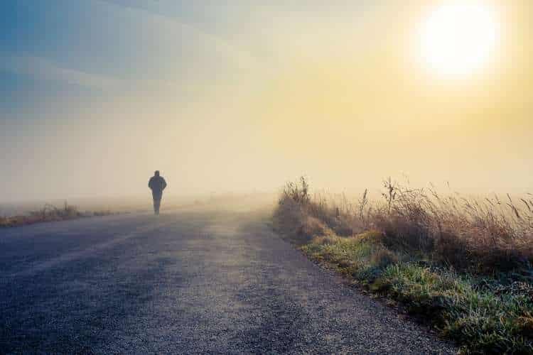 Ο μόνος αληθινός δρόμος είναι ο δικός σου