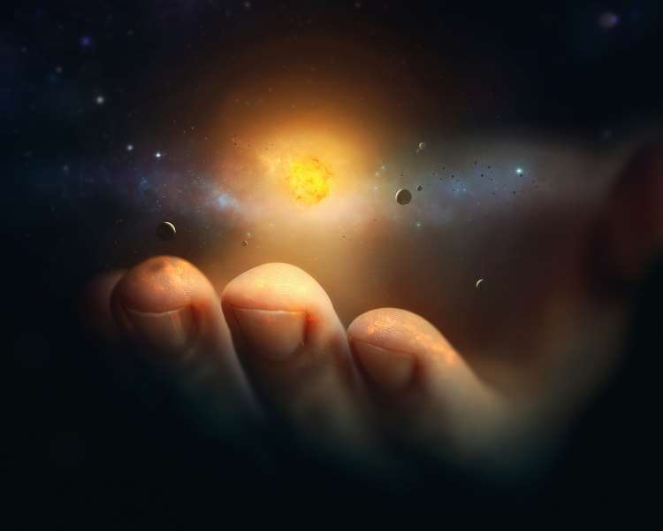 Το σύμπαν θέλει να κερδίσεις…
