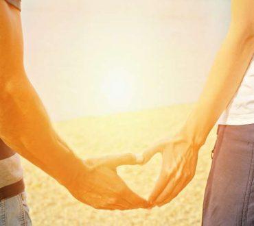 Είναι βαριά κουβέντα η αγάπη;